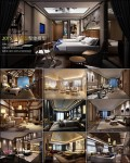 Suites Hotel 3D66 Interior 2015 Vol 4