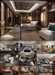 Suites Hotel 3D66 Interior 2015 Vol 6