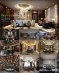 Restaraunt 3D66 Interior 2015 Vol 3