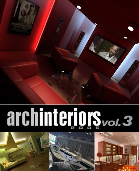 Evermotion Archinteriors vol 3
