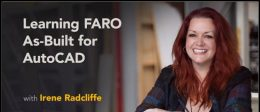 Learning FARO As-Built for AutoCAD