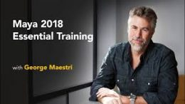 Maya 2019 Essential Training