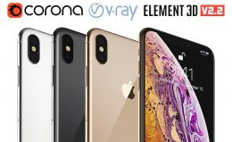 Cubebrush – Samsung GALAXY Note 9 and Apple iPhone XS MAX all colors